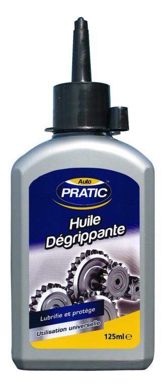 Dégrippant-Lubrifiant Auto Pratic HDG125