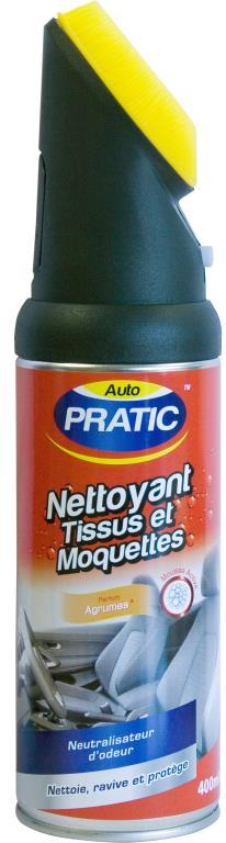 Nettoyant textile Auto Pratic NTM400