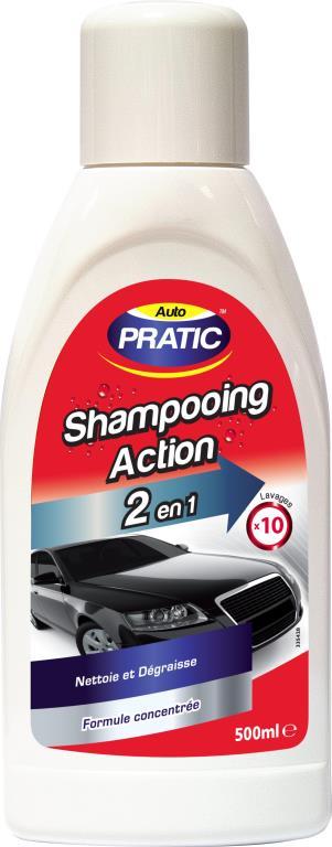 Shampoing Carrosserie Auto Pratic SHD001