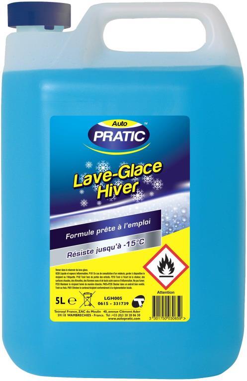 Lave-glace Auto Pratic LGH005