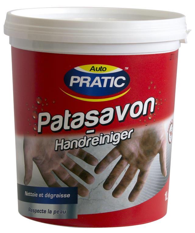 Savon mains Auto Pratic PAT
