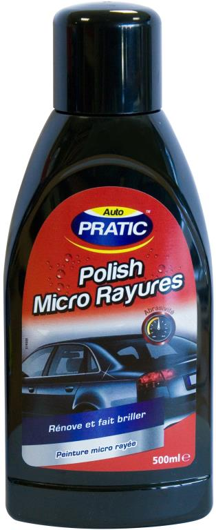 Polish et Efface Rayures Auto Pratic PMR500 (photo)