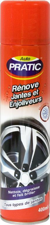 Nettoyant Jantes Auto Pratic RJ4