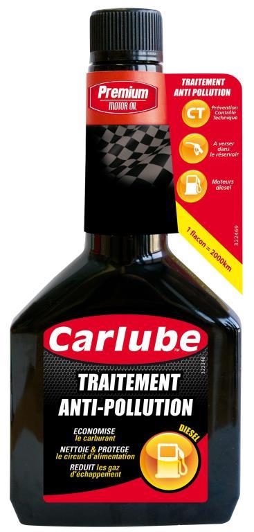 Additif Carburant Diesel Carlube CTD302