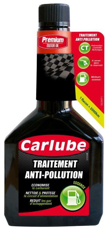 Additif Carburant Essence Carlube CTE300