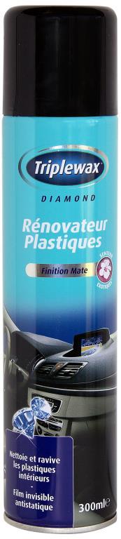 Nettoyant Plastiques Triplewax WPE300