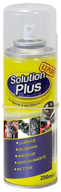 Dégrippant-Lubrifiant Solution Plus XMU200