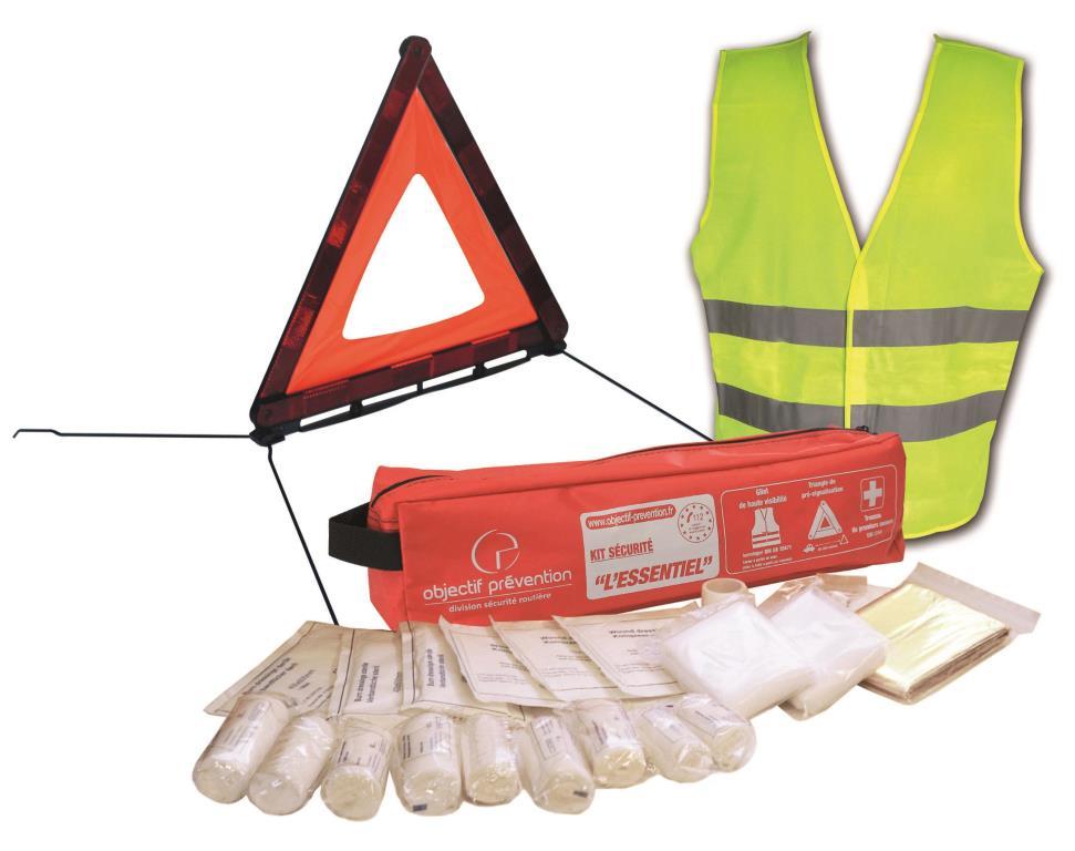 Kit de sécurité Objectif Prévention OPESSE
