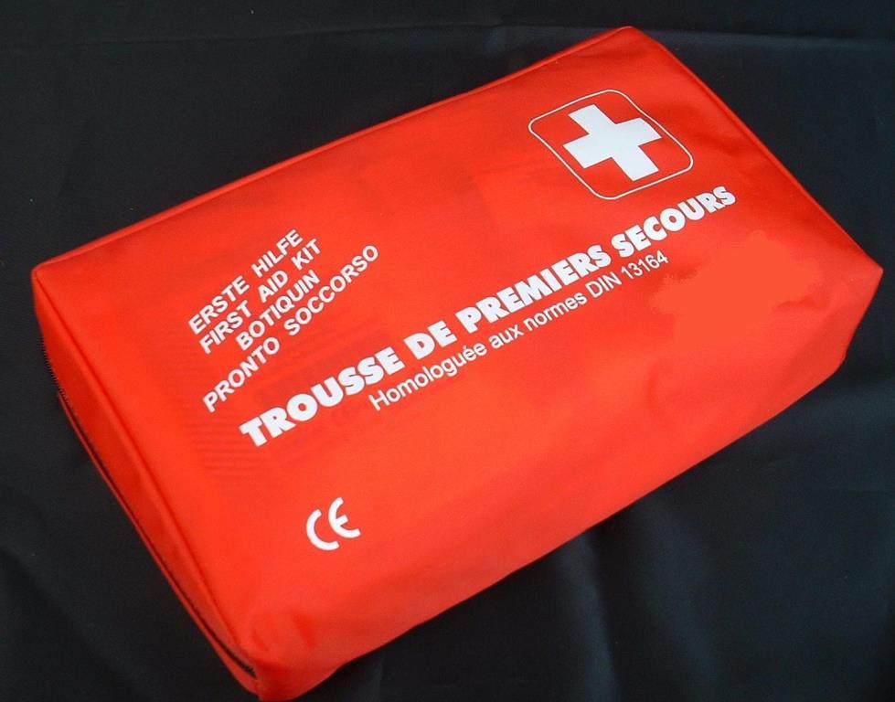 Trousse 1er secours Objectif Prévention OPDIN13164