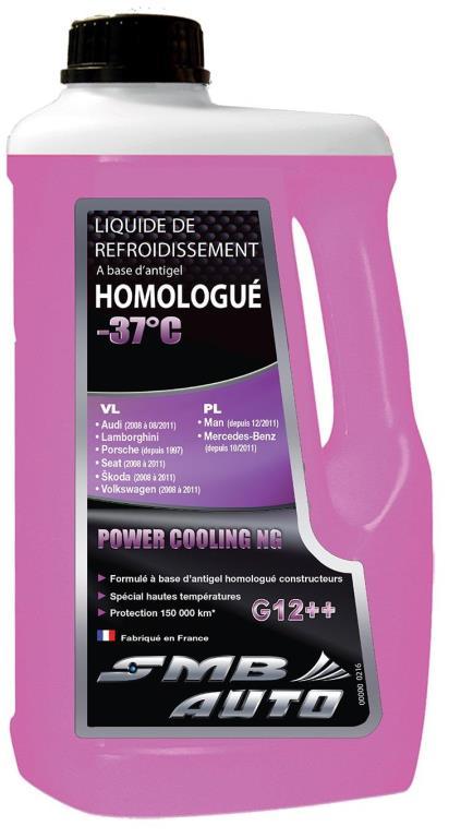 Liquide de refroidissement SMB 2423