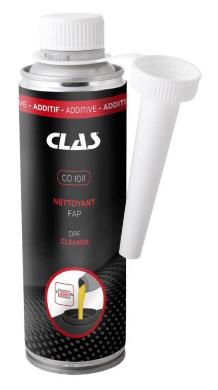 Nettoyant Filtre à particules CLAS CO 1011