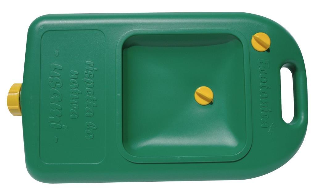 Jerrican de vidange ECOTANICA 200001