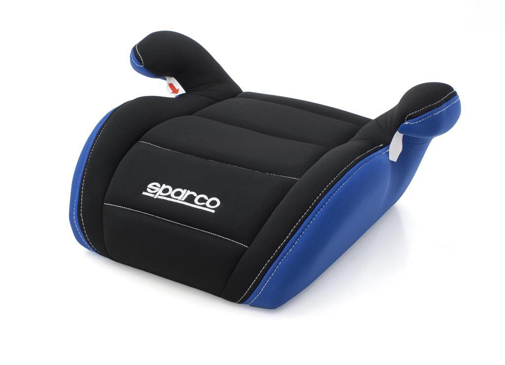 Rehausseur Sparco bleu/noir groupe 2/3 - 15-36 kg SPARCO