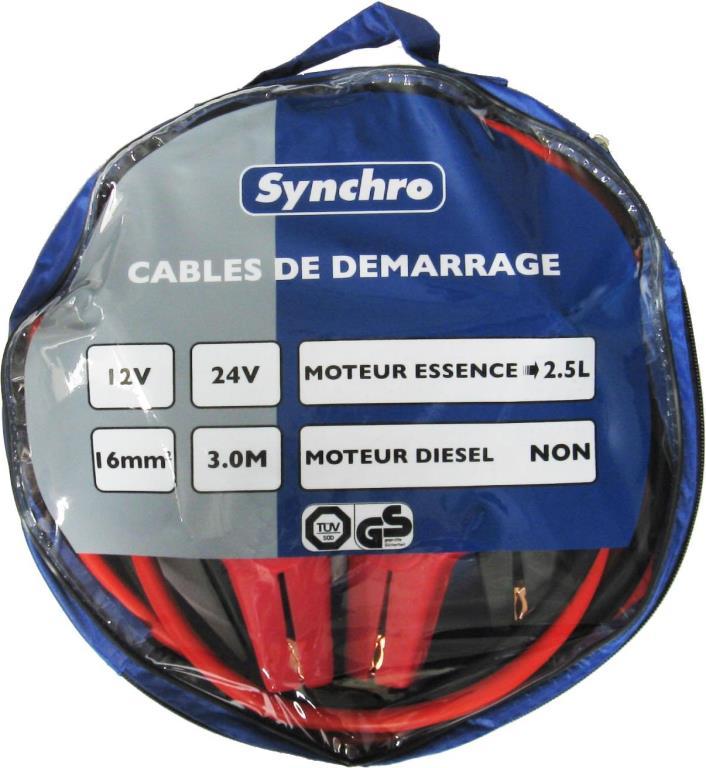 Câblede démarrage SYNCHRO 222671