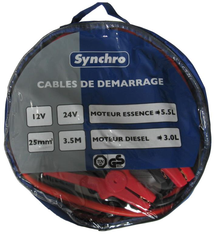Câble de démarrage SYNCHRO 222672