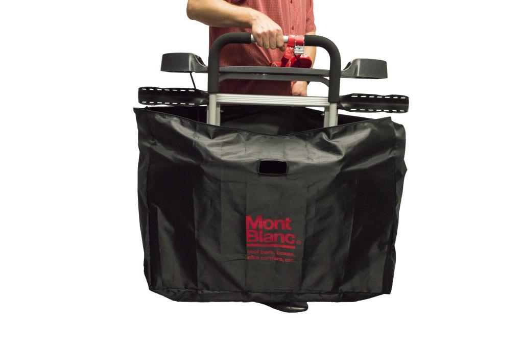 Protection porte-vélos MONT BLANC 330610