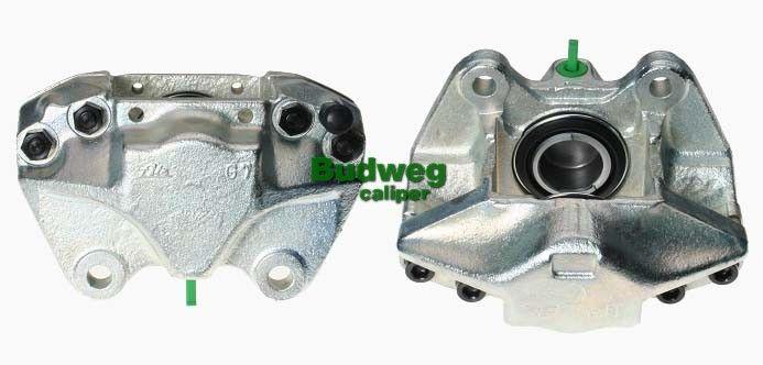 Étrier de frein Budweg Caliper A/S 341121