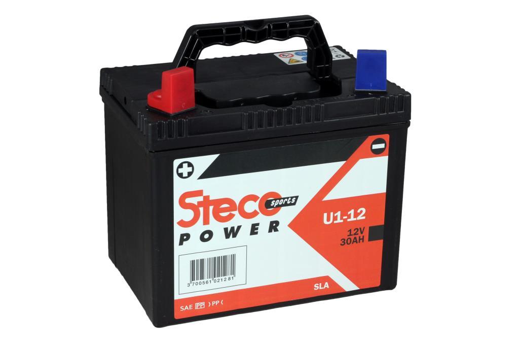 Batterie tondeuse Steco Powersports U1-12-SLA