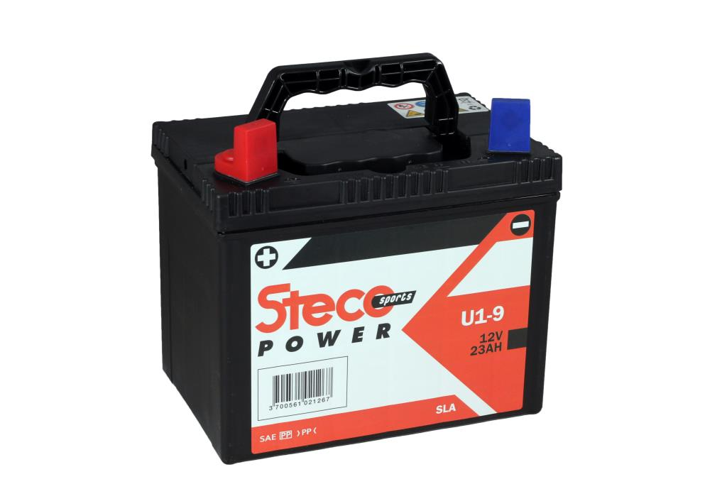 Batterie tondeuse Steco Powersports U1-9-SLA