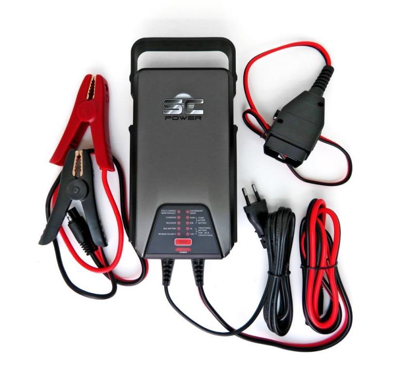Chargeur de batterie SC POWER SC70