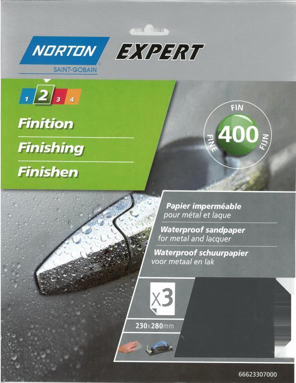 Abrasif NORTON 66623307000