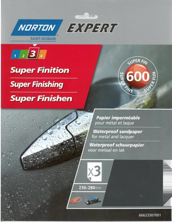 Abrasif NORTON 66623307001