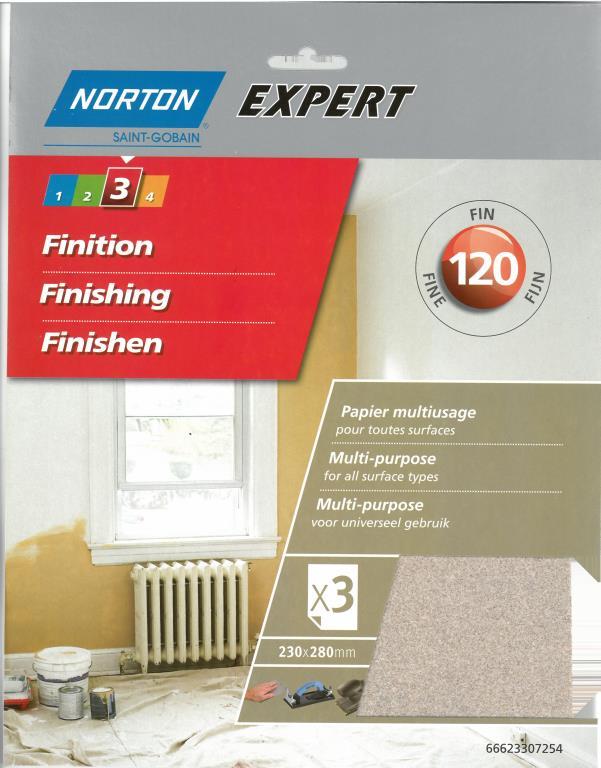 Abrasif NORTON 66623307254