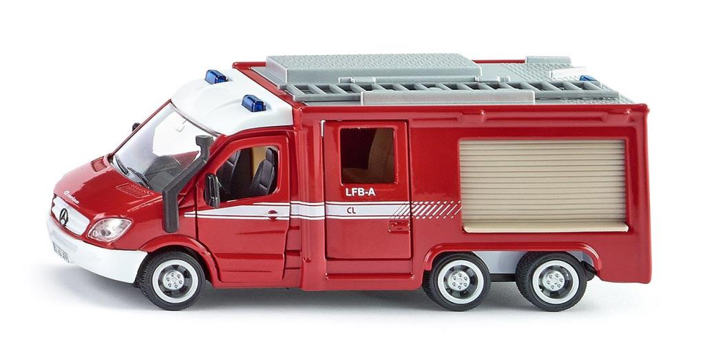 Camions, tracteurs, pompiers et petites voitures SIKU 2113