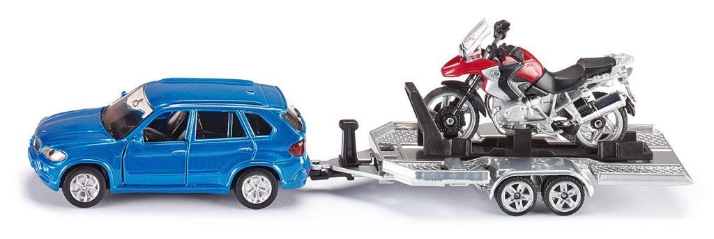 Camions, tracteurs, pompiers et petites voitures SIKU 2547