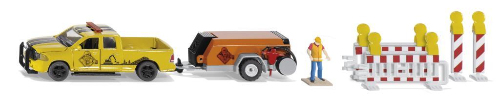 Camions, tracteurs, pompiers et petites voitures SIKU 3505