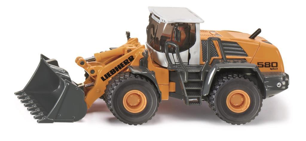 Camions, tracteurs, pompiers et petites voitures SIKU 3533