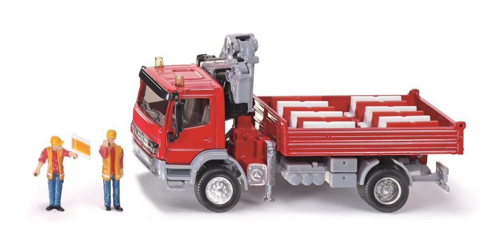 Camions, tracteurs, pompiers et petites voitures SIKU 3534