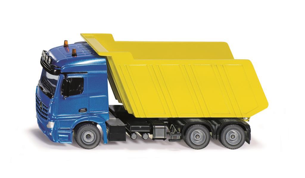 Camions, tracteurs, pompiers et petites voitures SIKU 3549