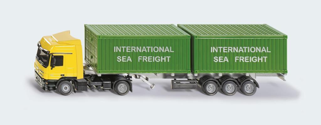Camions, tracteurs, pompiers et petites voitures SIKU 3921