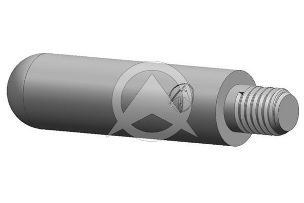 Outillage de montage, rotule de suspension SIDEM R10053