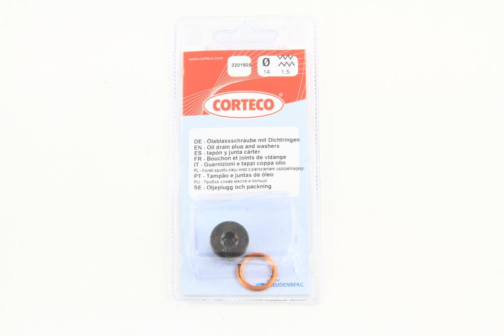 Bouchon de vidange CORTECO 220150S