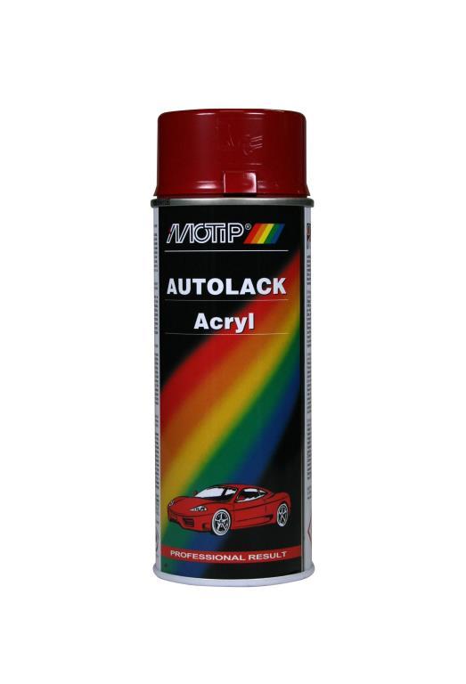 Bombe de peinture auto MOTIP 41340