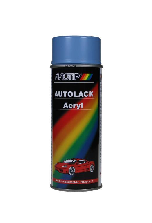 Bombe de peinture auto MOTIP 45250