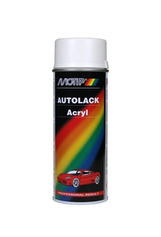 Bombe de peinture auto MOTIP 45730