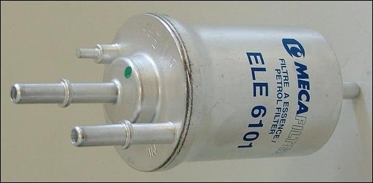 Filtre à carburant MECAFILTER ELE6101