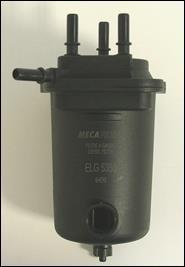 Filtre à carburant MECAFILTER ELG5350