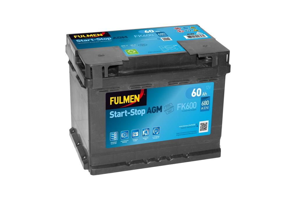 Batterie FULMEN FK600