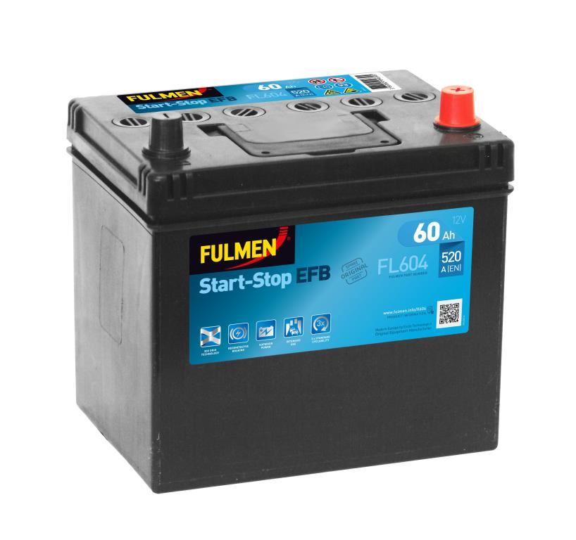 Batterie FULMEN FL604