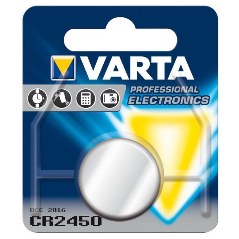 Piles VARTA 0568010