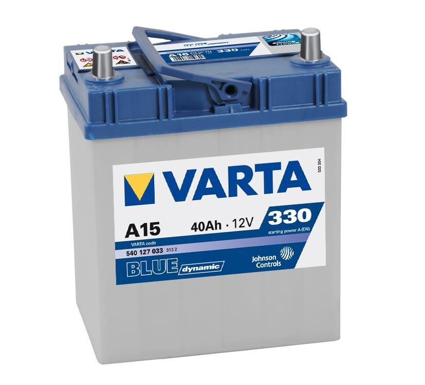 Batterie VARTA 5401270333132
