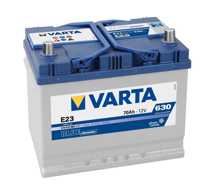 Batterie VARTA 5704120633132