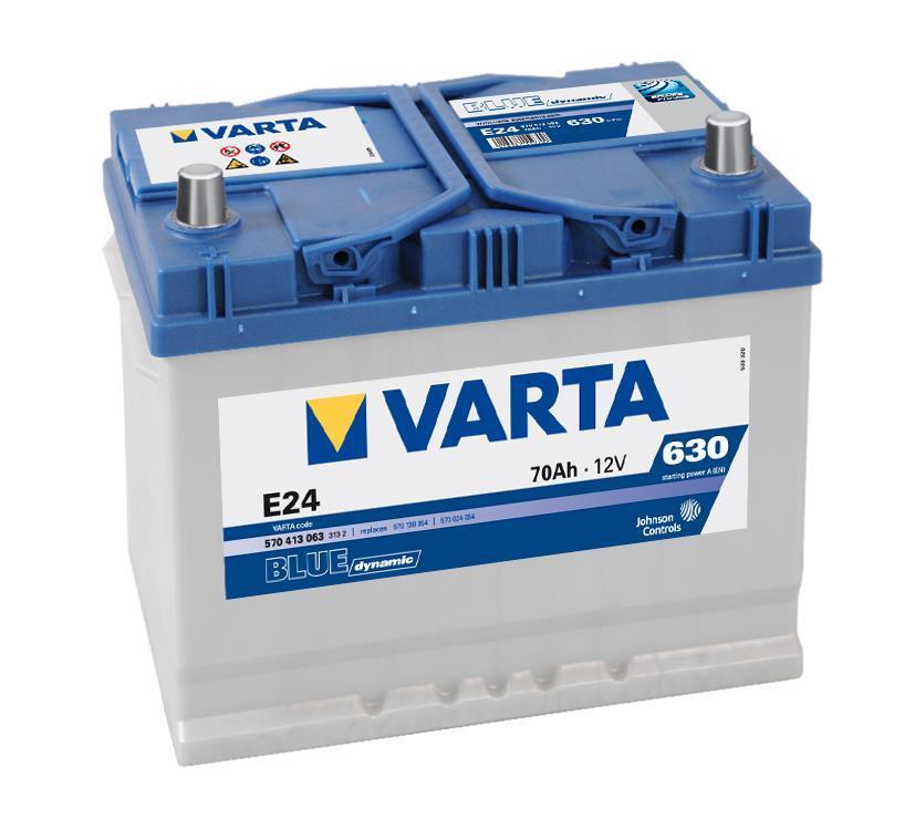 Batterie VARTA 5704130633132