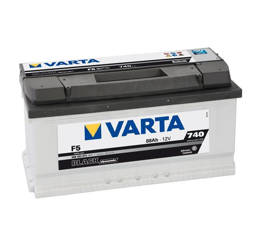 Batterie VARTA 5884030743122