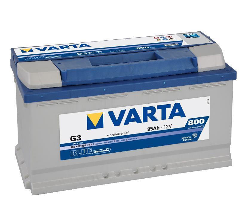Batterie VARTA 5954020803132