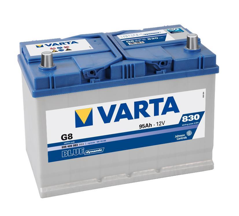 Batterie VARTA 5954050833132